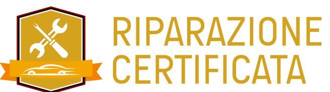 Riparazione certificata
